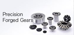 Precision Forged Gears